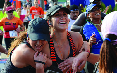 Strength In Numbers: The Importance Of Fitness Buddies